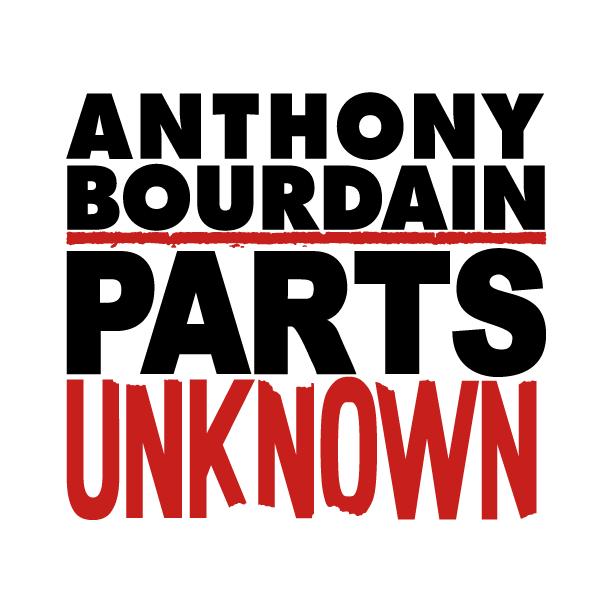 Parts Unknown Logo