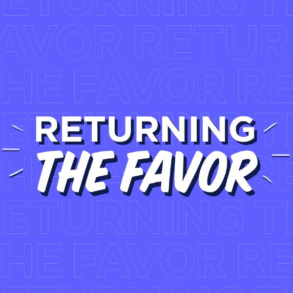 Returning the Favor Logo